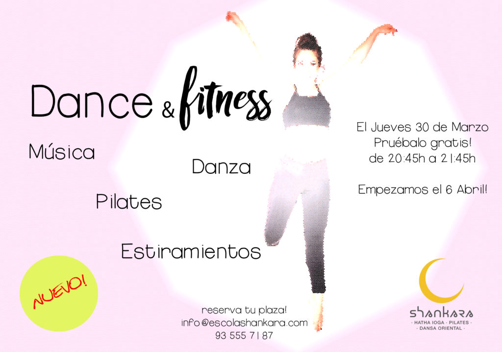 Dance and fitness 2NUEVO